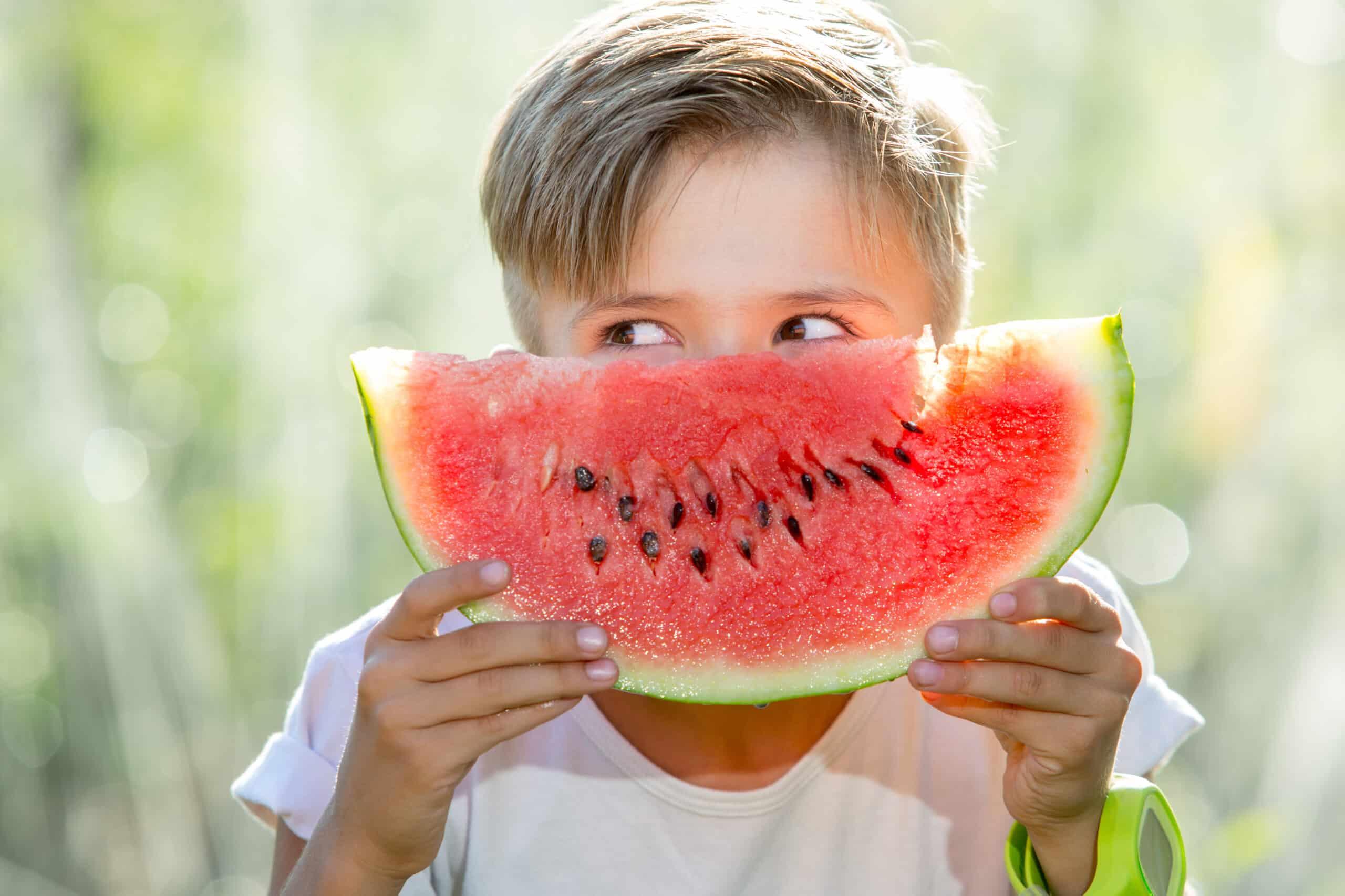 Sommerzeit ist Obstzeit