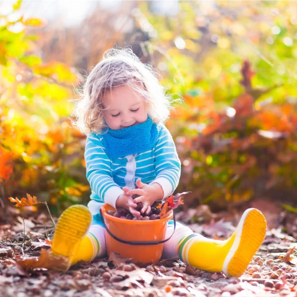 Ferien sind vorbei und der Herbst naht