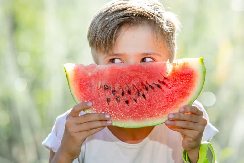 Kitakoch_Leckere Sommerfrüchte für Kinder